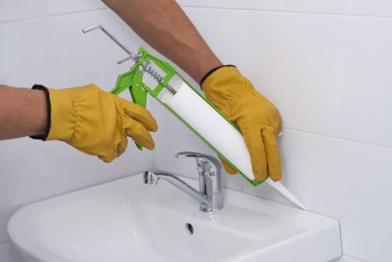 Bekannt ᐅ Silikonfugen im Badezimmer erneuern - HIER KLICKEN LG29